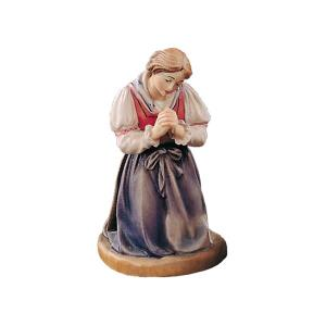 Maria in Tracht